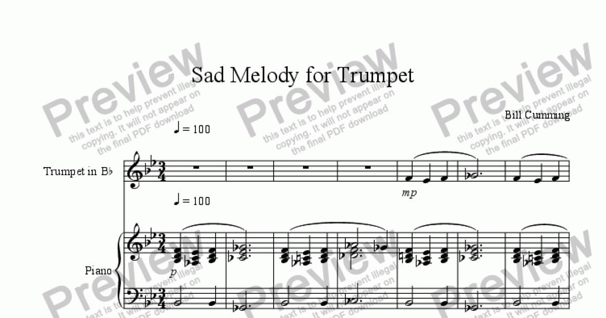 With Downloadable Audio Simple Songs Trumpet