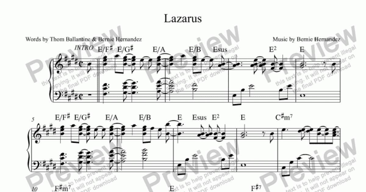 The Lazarus Files PDF Free Download
