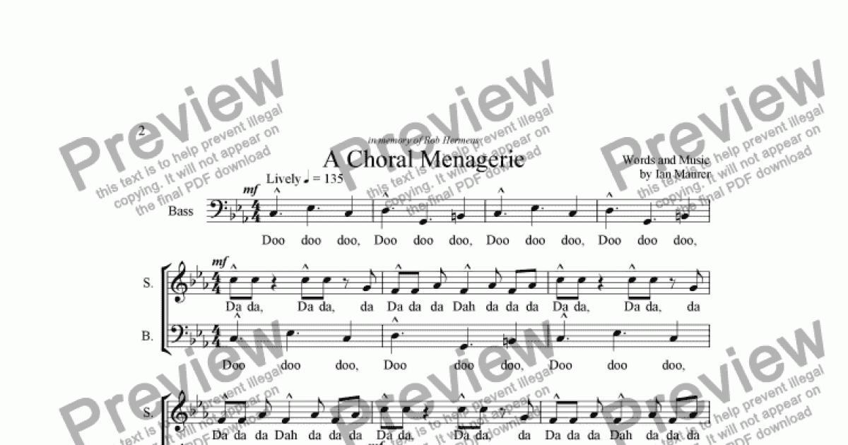 Menagerie PDF Free Download
