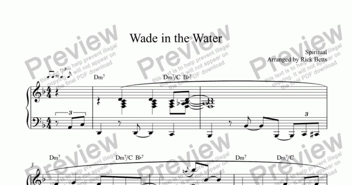 Smooth Jazz Piano Sheet Music Pdf