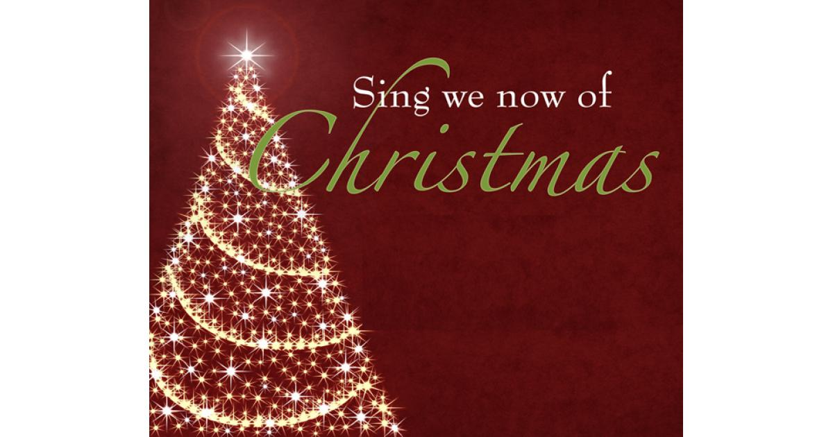 What level is Sing We Now of Christmas?