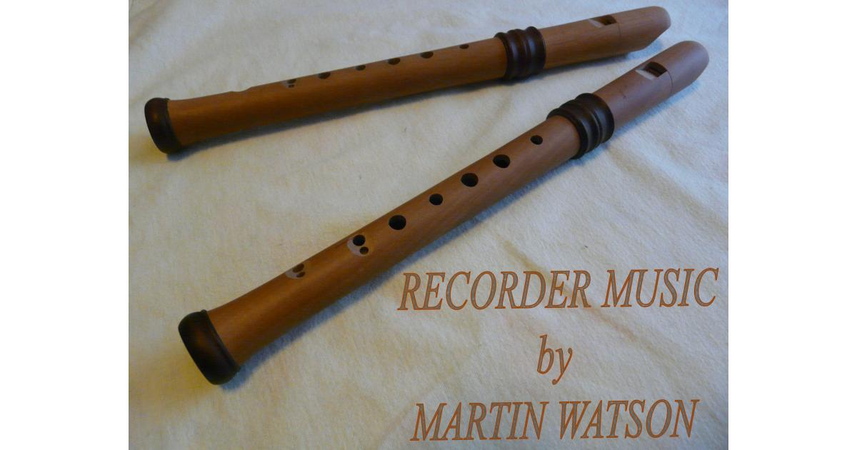 Modern Classroom Recorder ~ Sosban fach for recorder ensemble download sheet music pdf