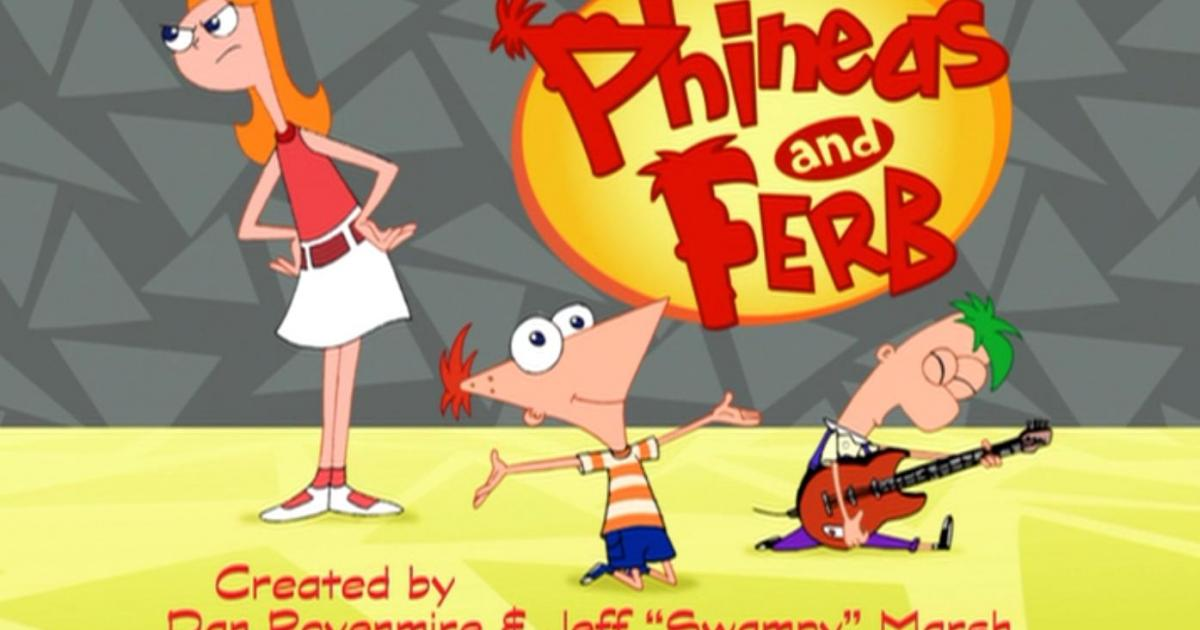 Phineas And Ferb Guitar: Download Sheet Music PDF File