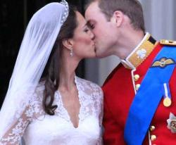 Cover art for Tenor Saxophone part from William & Kate - Romancin' the Anthem!