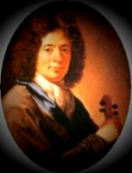 Cover art for Violin II part from Baroque Suite - 1. Arcangelo Corelli Preludio: Sonata in A, 1st Movement -arr. for string quartet