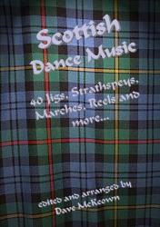 Cover art for Traditional Scottish Dance Music, for 'Cello, 40 Jigs, Strathspeys and more...