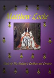 Cover art for Clarinet 3 part from Matthew Locke, Music for His Majesty's Sackbutts and Cornetts for Clarinet Quintet