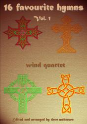 Cover art for Bassoon 4 part from  16 Favourite Hymns Vol.1 for Wind Quartet