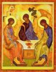 Cover art for Trinity Sunday (Year B)