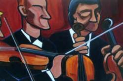 Cover art for Little Suite for Viola Trio