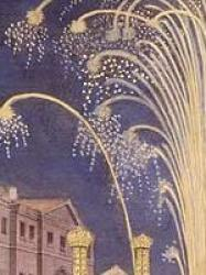 Cover art for Contra Bassoon part from The Music for the Royal Fireworks, HWV 351, I. Ouverture