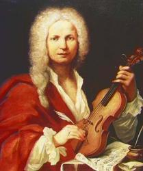 Cover art for Viola part from Concerto for Strings in D Major RV 121