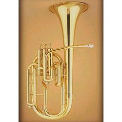 Cover art for Alto/Tenor Horn in Eb part from What Shall We Do With The Drunken Tenor Horn Player?