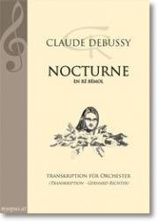Cover art for Oboe I II part from ► C. Debussy - Nocturne en ré bémol (Transcription for orchestra)