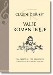 Cover art for Kontrabass part from ► C. Debussy - Valse romantique (Transcription for orchestra)