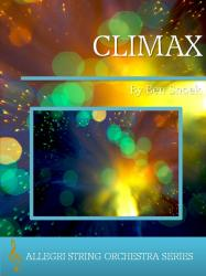 Cover art for CELLO part from Climax