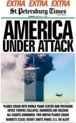 Cover art for Piano part from      America Under Attack