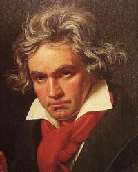 Cover art for Oboe part from Wind Quintet No. 1 (arrangement of Beethoven's first piano sonata)