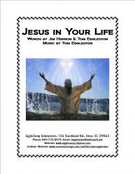 Cover art for Voice part from Jesus in Your Life, SATB
