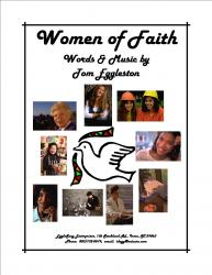 Cover art for Women of Faith (SSA)