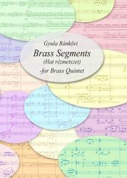 Cover art for Tuba part from Brass Segments