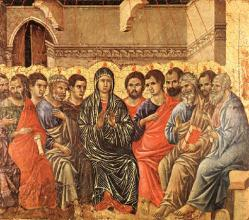 Cover art for Pentecost Sunday (Year C)