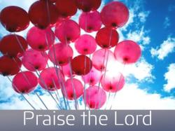 Cover art for Praise the Lord