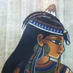 Cover art for Violin II part from Berenice, Queen of Egypt (HWV38) Overture