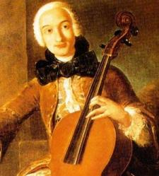 Cover art for Boccherini's Minuet (Orch)