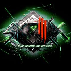 Cover art for Alto Saxophone part from Scary Monsters and Nice Sprites