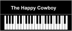 Cover art for The Happy Cowboy