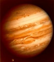 Cover art for Jupiter from The Planets (for Clarinet Choir)