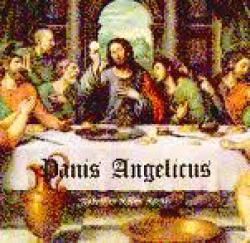 Cover art for E Falt Bass part from Panis Angelicus [Franck]