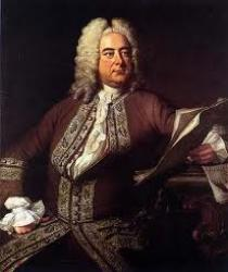 Cover art for Euphonium part from Handel: Rinaldo March No.2