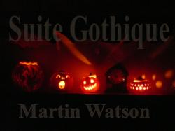 Cover art for Suite Gothique for String Orchestra