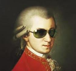 Cover art for <b>Mozart Symphony No.1</b> for Piano Solo