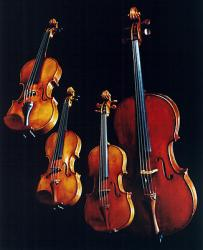 Cover art for Violoncello part from Adagio