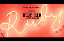 Cover art for Piano part from Ruby Red