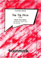 Cover art for Violine (JCO3/Trumpet) part from Top Tip Dixie (JCO3-4/Score & Parts)