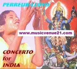 Cover art for Hrn part from 11.CONCERTO FOR INDIA 2011