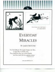 Cover art for Everyday Miracles