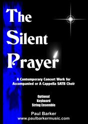 Cover art for The Silent Prayer SATB With Optional Keyboard and Strings