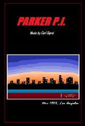 Cover art for Electric Guitar part from Parker P.I