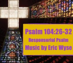 Cover art for PSALM 104:25-32 Responsorial Psalm