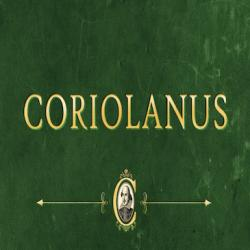 Cover art for Horn in F part from Coriolanus: Battle Music