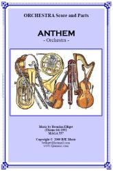 Cover art for Anthem (Theme 64) - Orchestra