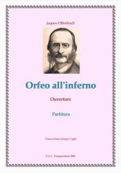 Cover art for Bass Drum & Cymbals part from Orfeo all'inferno - Ouverture