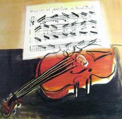 Cover art for Violin part from Mazurka Op. 33, No. 1 for violin and guitar