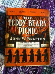 Cover art for The Teddy Bears' Picnic