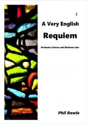 Cover art for Oboe part from A Very English Requiem - Lux Aeterna
